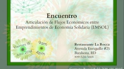 ENCUENTRO: Articulación de Flujos Económicos entre Emprendimientos de #EconomíaSolidaria