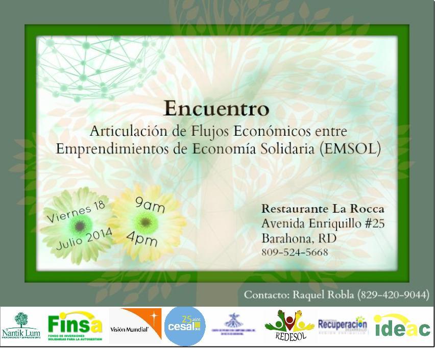 Invitación Encuentro EMSOL (1)