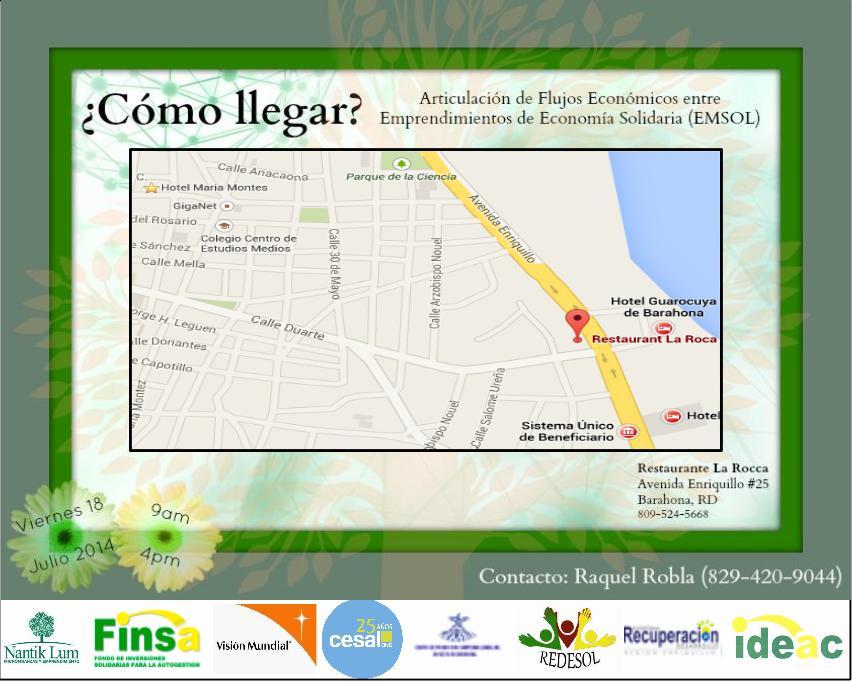 Invitación Encuentro EMSOL 2