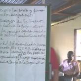 IDEAC apoya al desarrollo de la administración de COOPASEMAVI en Hondo Valle