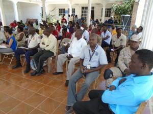 Delegación Haiti