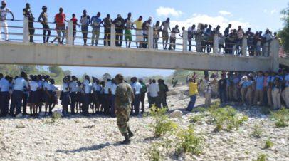 Concluye de Forma exitosa la 3ra jornada binacional  de limpieza del río Pedernales.